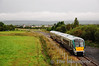 22029 passes Borris-in-Ossory near Ballybrophy with the 0900 Birdhill - Heuston G.A.A. Special. Sun 04.09.11