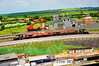 The Ashburton Grove layout on display at Wexford Model Rail & Transport Show 2011. Mon 25.04.11