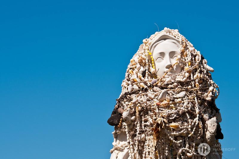 The Beaded Mary