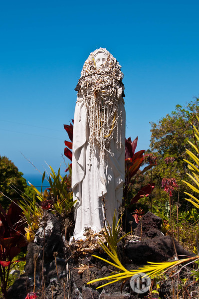 The Beaded Mary