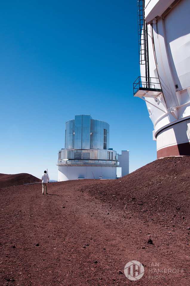 Exploring the Mauna Kea Observatory Summit