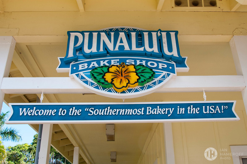 Punalu'u Bake Shop - Southernmost Malasadas in the USA!