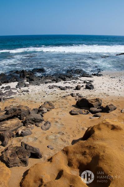 Ka Lae Beach