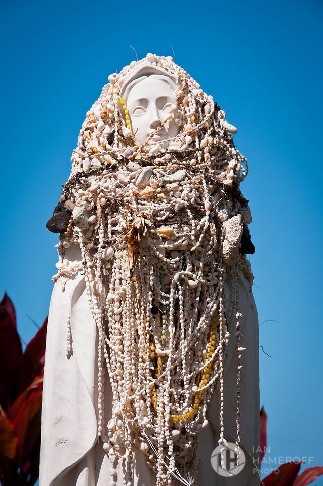Beaded Mary