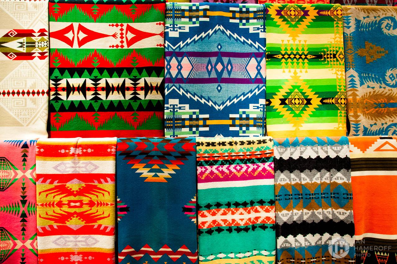 Technicolor Scarves