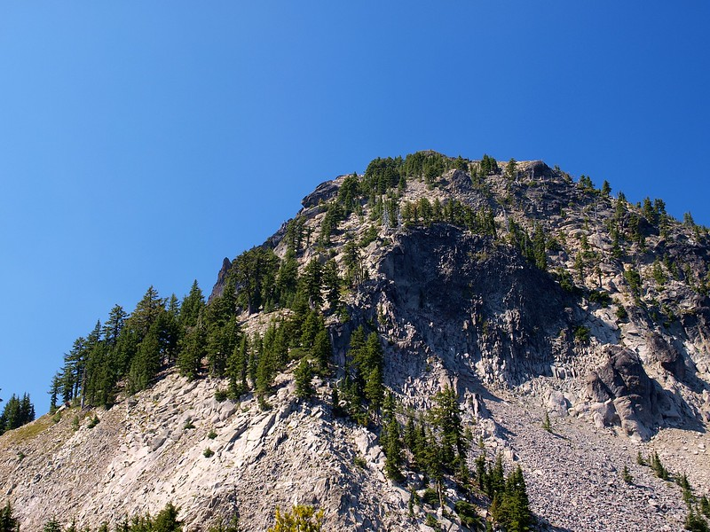 Union Peak Crater Lake National Park Oregon