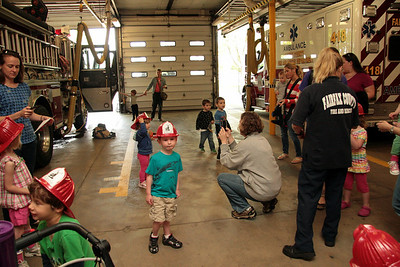 2012-04-20 FC MOMS Fire Station Visit