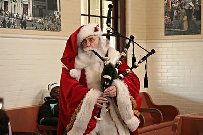 2012-12-10 Santa Express Train