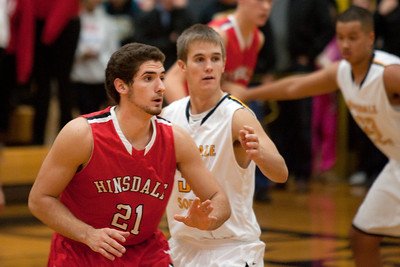 11/20/2012 at Hinsdale South Varsity