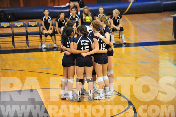 10/11/12 - AGHS JV VOLLEYBALL