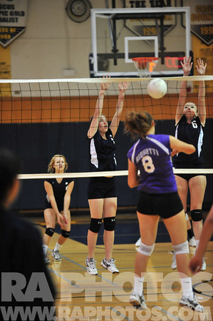 10/11/12 - AGHS FRESHMAN VOLLEYBALL