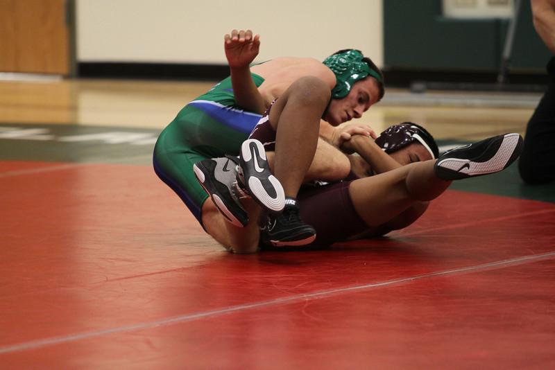 Zack Gracia vs William Gallarpe 132 lb WON by Tech Fall 20-4