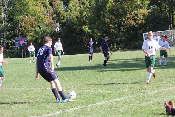 Boys' Varsity Soccer 2012-2013