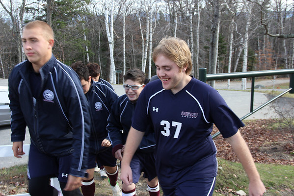 Boys' JV Soccer 2012-2013