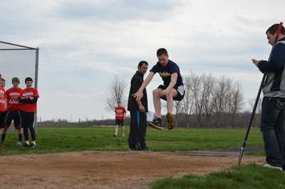 District V and Eddyville Track Meet