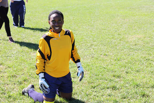 Girls' Soccer 2012