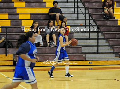 """01-10-13 MoHS JV Girls Basketball """"vs"""" Castle Knights (36-27)"""