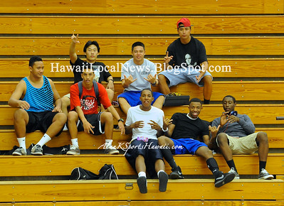 "01-22-13 Moanalua Varsity Girls Basketball ""vs"" Nanakuli Golden Hawks (49-43)"