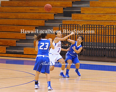 01-25-13 Kaiser Cougars & Moanalua Na Menehune OIA Red Division Playoff (52-36)