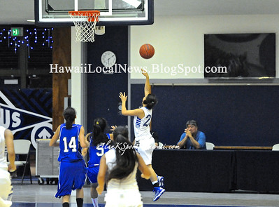 "12-06-12 MoHS Varsity Girls Basketball Team ""vs"" Anuenue (50-7)"