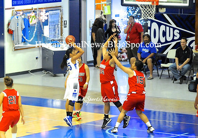 "12-12-12 MoHS Varsity Girls Basketball ""vs"" Kahuku Red Riders (48-63)"