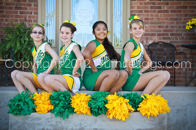 12-13 GJHS Cheerleaders