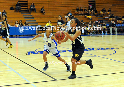 "12-19-12 MoHS JV Girls Basketball ""vs"" McKinley Tigers (44-29)"