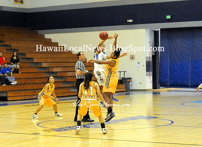 "12-19-12 MoHS Varsity Girls Basketball ""vs"" McKinley Tigers (39-33)"