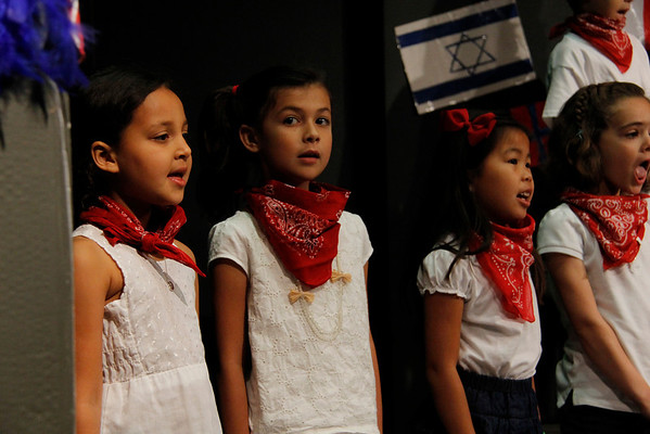 1st Grade International Festival