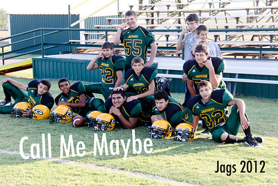 2012 Jaguar Football
