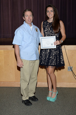 2013 Senior Award Night