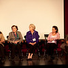 Alumnae Award recipients speak to Lincoln students.