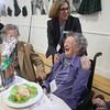 Carolyn Cumming '32 celebrating her 80th Reunion! Congratulations Carolyn!