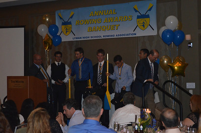 Annual Awards Banquet - June 2013