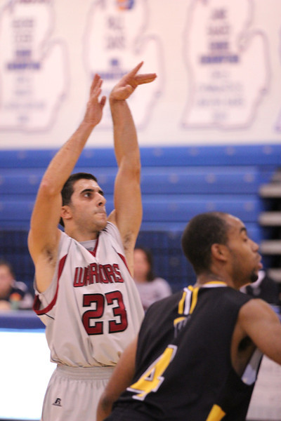 Elliot Jones 2012 | Rochester College