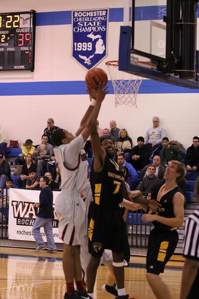 Elliot Jones 2012   Rochester College