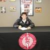 Drew Niewoit 2013-14 Warrior Soccer Signee