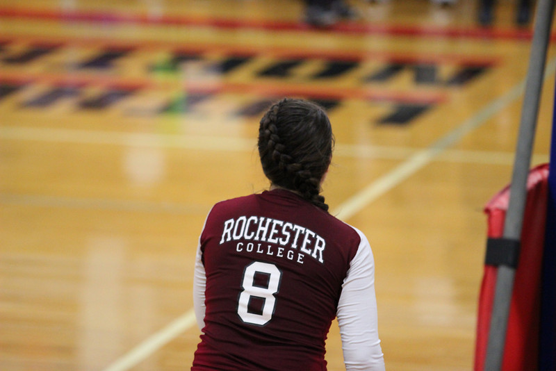 © Elliot Jones, Rochester College Athletics