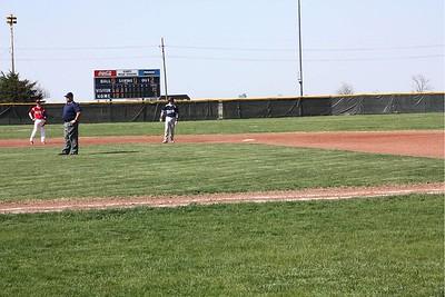 Baseball vs. Ellinwood 2013