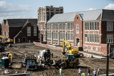 Doty Hall Renovation   .