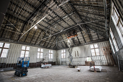 Doty Hall Renovation   .