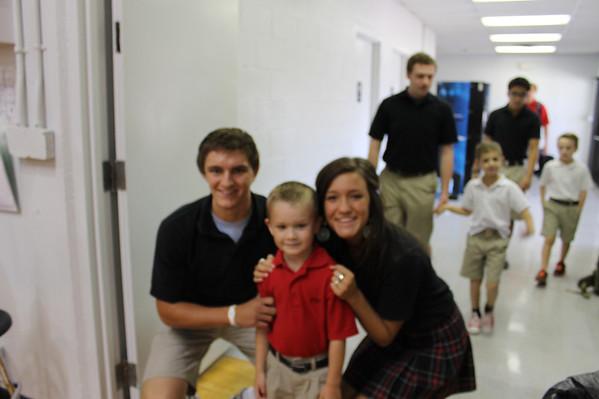 All School Chapel 8/30/2012