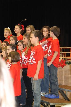 Choir Concert 2012-12-04