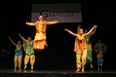 Geneseo Bhangra