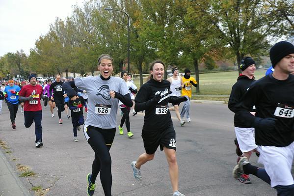 Herman 5K Run