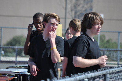 Drumline Competition (Golden Valley HS)