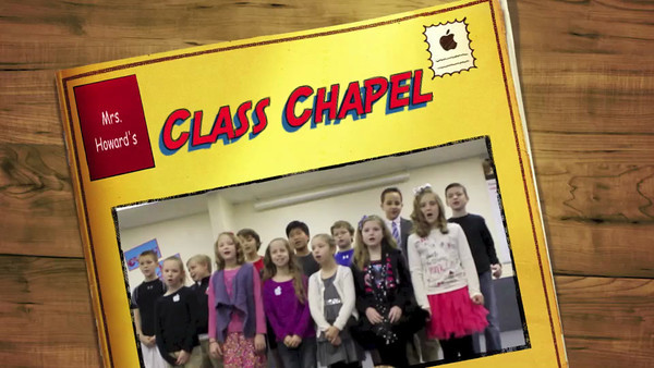 Mrs. Howard's Class Chapel