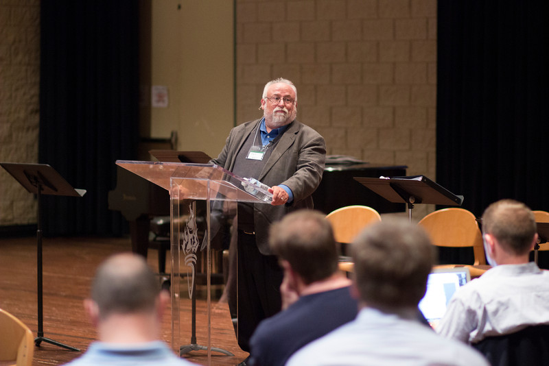 Patrick Keifert, Professor of Systematic Theology at Luther Seminary, St Paul, MN