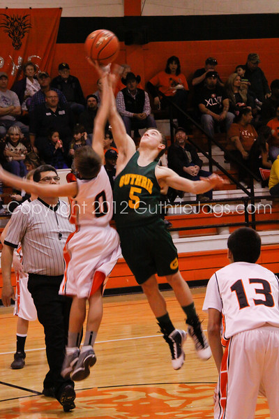 GJHS Lil Jags Basketball