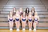 Front Row L to R: Autumn Pella, Morgan Shea, Jade Reno, Laura Musil, Taylor Bailey<br /> 2nd Row L to R: Stephanie Russell, Laura Stanard, Katie Johnson, Kianna Jones
